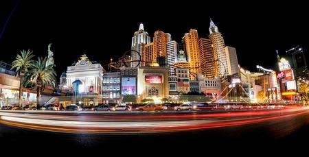 Eventeam creativ réalisations : BNP PARIBAS entre Las Vegas et San Francisco