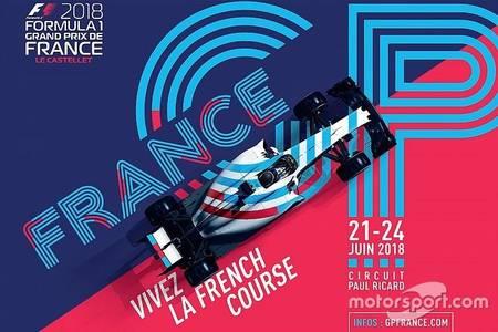 Eventeam Live présente : Eventeam, nommée Agence Officielle de services associés à la billetterie du Grand Prix de France F1 2018