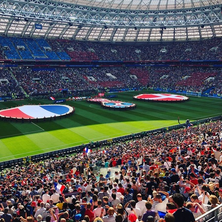 Eventeam Live réalisations : Coupe du Monde de la FIFA Russie 2018, Eventeam Live, Agence Officielle Hospitalités