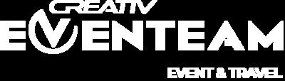 Logo Creativ Eventeam event and travel