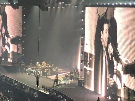 Eventeam Live présente : Patrick Bruel en concert à Paris La Défense Arena