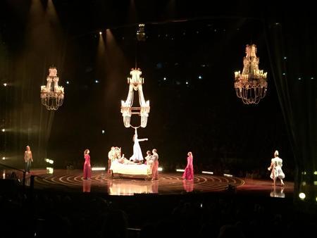 Eventeam Live présente : Le Cirque du Soleil : Corteo à l'AccorHotels Arena