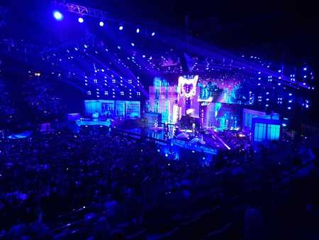 Eventeam Live présente : Concert des Enfoirés à l'AccorHotels Arena
