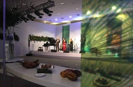 Eventeam Creativ réalisations : Rio 2016 - Dîner d'ouverture : Eventeam Creativ régale la délégation du CIO et leurs invités