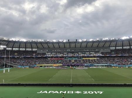 Eventeam Live réalisations : COUPE DU MONDE DE RUGBY, JAPON 2019