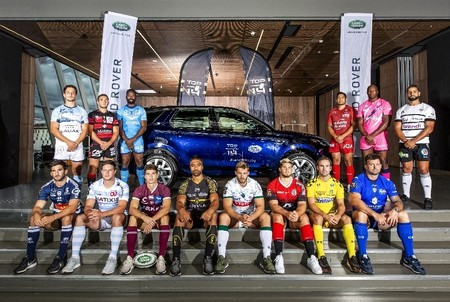 Eventeam Ideas réalisations : Land Rover : Accompagnement activation du partenariat TOP 14 saison 2019-2020